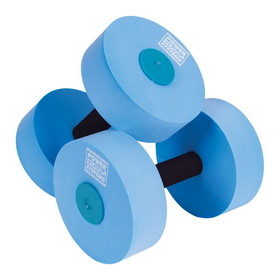 Power Systems 86550 Water Dumbbells - Light Resistance (pair)