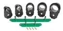 Greenlee 00586 Adapter Weldment, 3-1/2