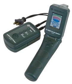 Greenlee CS-8000 Circuit Seeker Circuit Tracer, Price/1 EACH