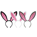 TopTie Rabbit Headband Bunny Headwear Easter Bunny Ear Halloween Party Supplies