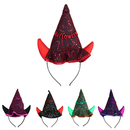 TopTie Halloween Headband, Witch Hat, Cosplay Costume - Party Accessories