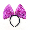TopTie Headband with Bow Shiny Dots Hair Accesory Cosplay Halloween Costume