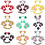 TopTie 4 PCS Animal Headband Set, Headwear, Bow Tie, Mitts, Tail, Party Supplies
