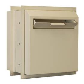 Protex WDD-180 Through-The-Wall Locking Drop Box