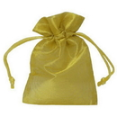 Gold Small Favor Pouches