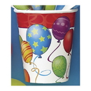 BIRTHDAY BALLOONS HOT/COLD CUP (9OZ)