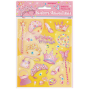 PRETTY PRINCESS STICKERS