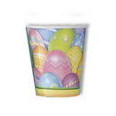 DAZZLE EGGS HOT/COLD CUPS (9OZ)