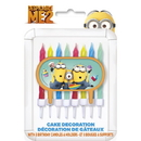 44160 Despicable Me 2 Cake D?Cor Kit