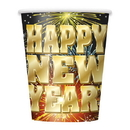 47736 Fireworks New Year Hot-Cold Cup