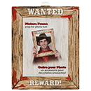 49630 Rodeo Western Wanted Frame