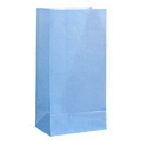LT BLUE PAPER PARTY BAGS