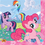 My Little Pony Friend Lunch Napkin