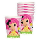 Lalaloopsy 9Oz Paper Hot/Cold Cup