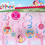 Lalaloopsy Value Pack Swirl Decorations