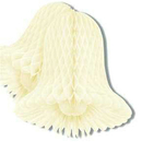15In. Bell Ivory