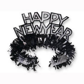 TIARA NEW YEAR BLACK