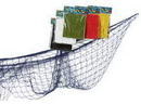 FISH NETTING ASSORTED COLORS (4'X12')