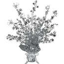 SILVER STAR GLEAM'N BURST CENTERPIECE