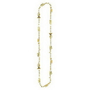 MUSICAL INSTRUMENT BEADS - GOLD