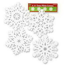 SNOWFLAKES DECORATION (15IN.-4CT) *