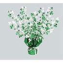 SHAMROCK GLEAM N BURST CENTERPIECE