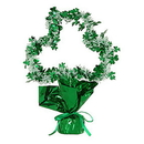 SHAMROCK GLEAM 'N SHAPE CENTERPIECE