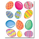 BRIGHT EGGS STICKER