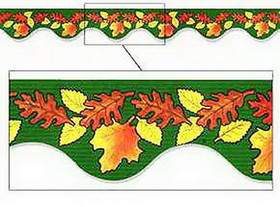 AUTUMN BORDER (37')