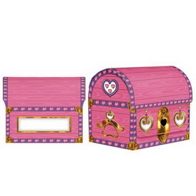 PRINCESS PARTY TREASURE CHESTS