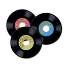 Partypro 57343 Personalized Record Decoration (9In.)