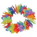 SILK 'N PETALS RAINBOW HEADBAND MULTI