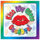 KISS MY CLASS GOODBYE BEVERAGE NAPKINS