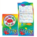 KISS MY CLASS GOODBYE PARTY INVITATIONS