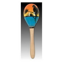 TROPICAL PARTY MARACAS 8 IN.