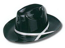 COWBOY HAT BLACK LARGE