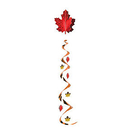 JUMBO FALL LEAF WHIRL DECORATION