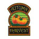 AUTUMN HARVEST SIGN (1/PKG) 12