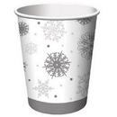 SHIMMERING FLAKES HOT-COLD CUP