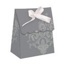 SILVER ANNIVERSARY FAVOR BAGS