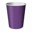 PURPLE 9OZ HOT/COLD CUP (24 CT.)