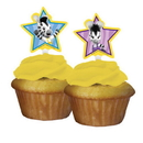 ZOU CUP CAKE TOPPERS