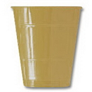 12OZ GOLD PLASTIC CUP (20 CT.)