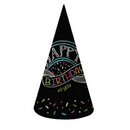 CHALK BIRTHDAY PARTY HATS