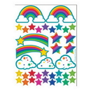 RAINBOW PARTY VALUE STICKER