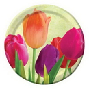412203 Spring In Bloom Dessert Plate