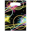 318141 Glow Party Treat Sacks