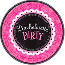 BACHELORETTE PARTY DESSERT PLATE (7IN.)