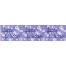 HAPPY HOLIDAYS BANNER ROLL (50FT.)
