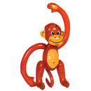 MONKEY INFLATABLE (20 IN.)